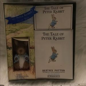 The Tale of Peter Rabbit Book Set